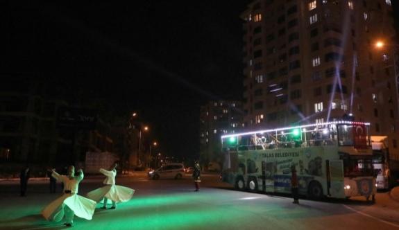Talas'ta evde kalanlara özel etkinlik