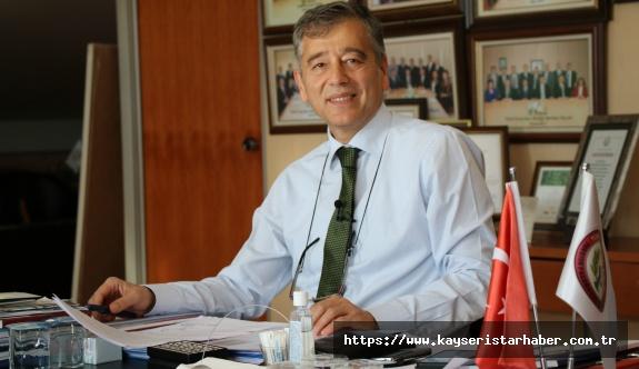 TEB başkanı Ecz. Erdoğan Çolak: 'Maskelerde kalitede önemli'