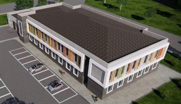 Tomarza'ya yeni tesisler yapılıyor