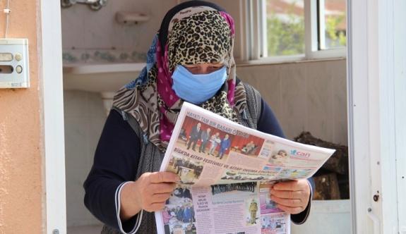Türkiye'nin tek köy gazetesi 23 yıldır okuyucuyla buluşuyor
