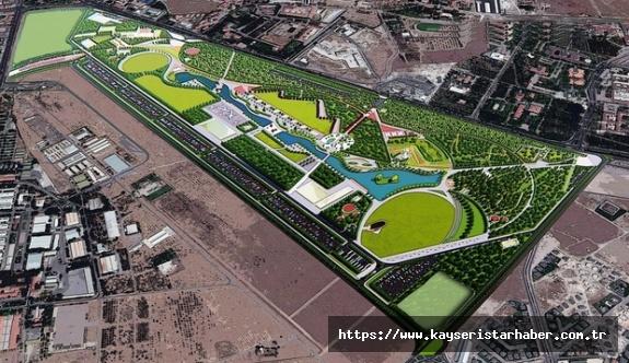 Yerel yönetimler için 'Millet bahçeleri rehberi' hazırlandı