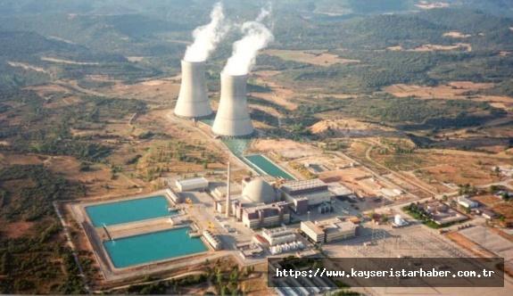 55 öğrenci daha Akkuyu'da nükleer mühendis olarak iş başı yaptı