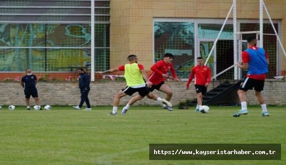 Kayserispor galibiyete şartlandı