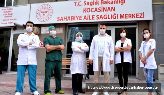 Sahabiye, Aile sağlığı merkezine kavuştu