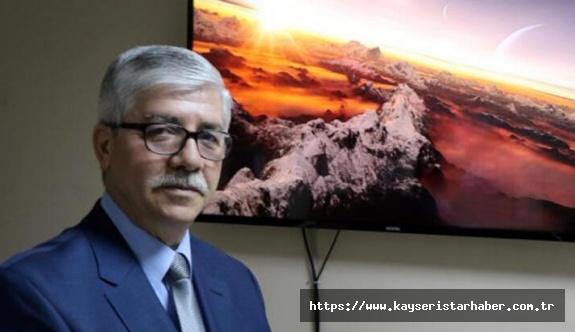 Prof.Dr. İbrahim Küçük: Solar minimum dünyayı karıştırmayacak!