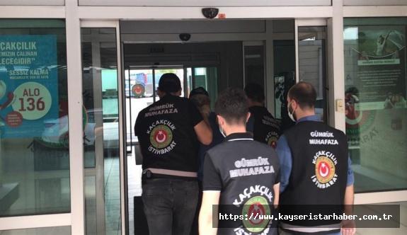Uyuşturucu kaçakçılıklarına uluslararası iki operasyon