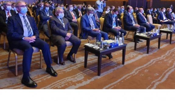 Büyükkılıç, İLBANK  Genel kurul toplantısına katıldı