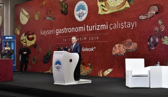 Büyükşehir, Kayseri mutfağını miras bırakıyor