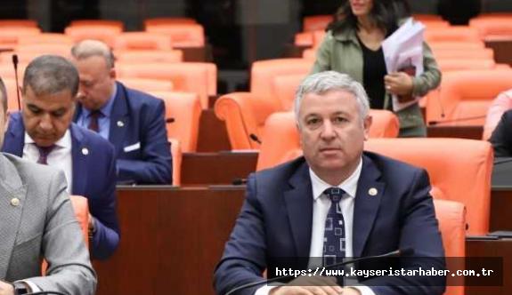 CHP'li Arık: Çiftçi destek bekliyor, siz toprağını elinden alıyorsunuz