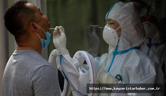 Çin'de 16 yeni korona virüs vakası tespit edildi