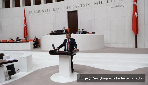 Dursun Ataş: Kayseri devlet desteğinden mahrum bırakılıyor