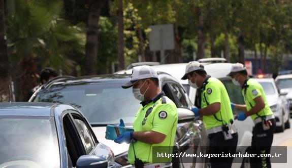 İçişleri Bakanlığınca 81 il valiliğine 'Kurban Bayramı Trafik Tedbirleri' konulu talimat gönderildi
