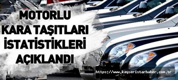 Kayseri'de araç sayısı az kıpırdadı