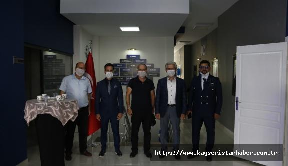 Kayseri'nin yeni dil okulu açıldı