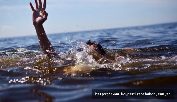 Kızılırmak'ta boğulan gencin cesedi bulundu
