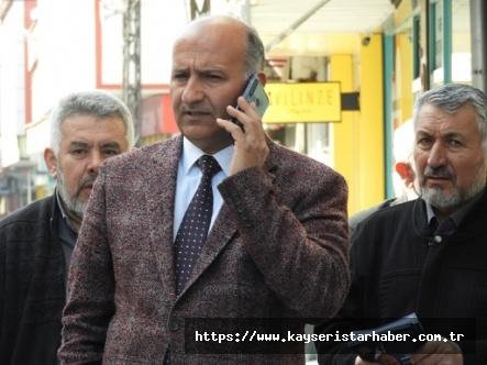 SP'li Sinan Aktaş: Simit Satıcısı Kardeşlerimize neden zülmediyorsunuz  sayın başkan?