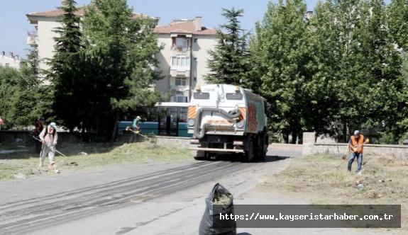 Talas Belediyesi'nden farklı bir uygulama daha