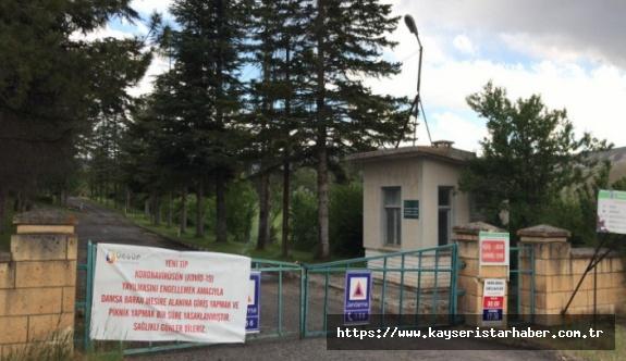 TOKİ konutlarının su boruları değişecek, otel yıkılıyor, Damsa barajı pikniğe kapalı