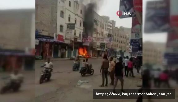 Yemen'de çatışma: 2 ölü