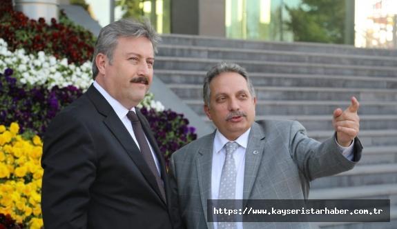 30 büyükşehirdeki en başarılı ilçe belediye başkanlarında, İçanadolu'da iki başkan yer aldı