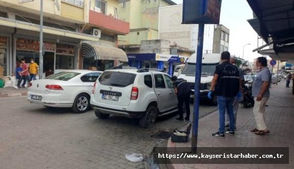 Arabanın lastiğini patlatan hırsızlar, yardım etme bahanesiyle sürücünün 130 bin lirasını çaldılar