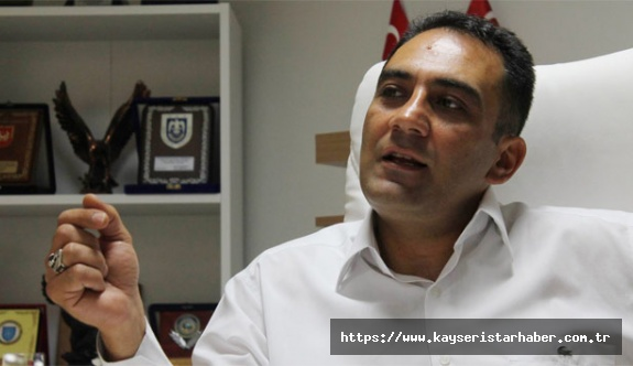 """ATAMAN'DAN İKTİDAR'A SERT TEPKİ  """"SİZ KIZILELMACI OLAMAZSINIZ"""""""