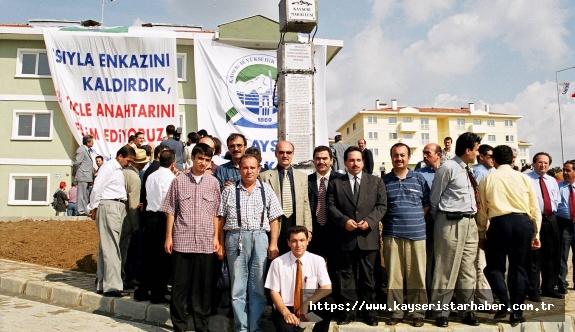 Başkan Yalçın'dan 17 Ağustos paylaşımı