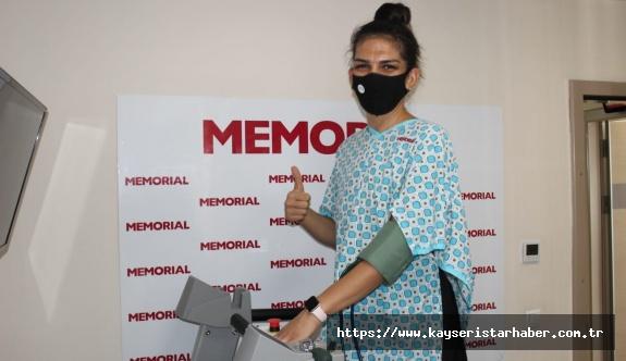 BellonaKayseri'nin transferlerine sağlık kontrolünde tam not