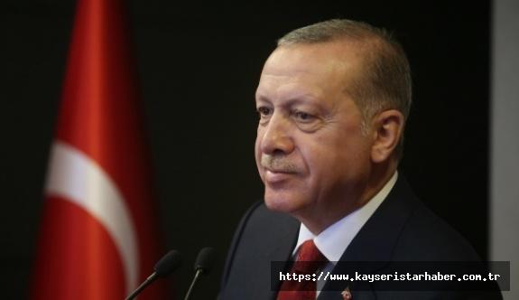 """Cumhurbaşkanı Erdoğan: """"Cuma günü müjde vereceğiz"""""""