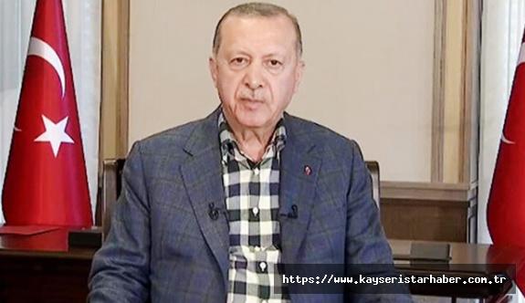 Erdoğan: 'Bizi mayınlı arazilere sokmayı amaçlayan tuzaklara düşmeyeceğiz'