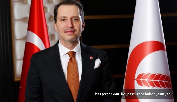 Fatih Erbakan'dan 'doğalgaz' açıklaması: Yeniden Büyük Türkiye hedefi için…