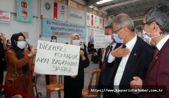 """""""Kayseri Şeker batmaz"""""""