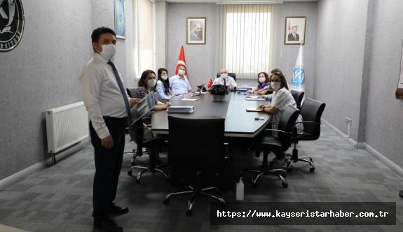 Kayseri Üniversitesi, Stratejik Plan İlk 6 Aylık Hedeflerini Yakaladı