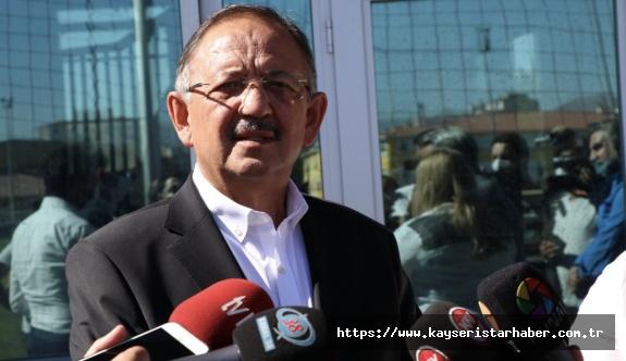 Özhaseki: Berna Başkan takıma can suyu verdi