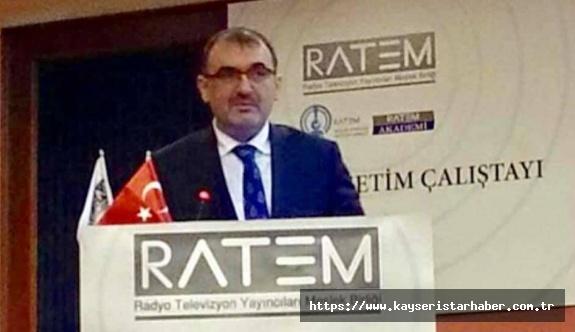 RATEM Başkanlığına  Aydın Şerbetçioğlu getirildi