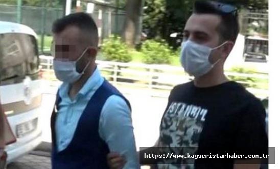 Sokak ortasındaki vahşi cinayette bir zanlı tutuklanırken 2 fail aranıyor