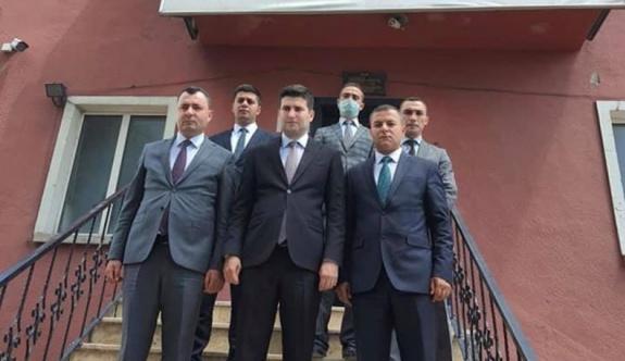 Ülkü Ocakları Kayseri il başkanlığına atama yapıldı