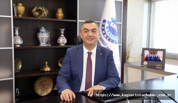 """Büyüksimitci: """"İhracatta Türkiye ortalamasının üzerinde bir büyüme yakaladık"""""""
