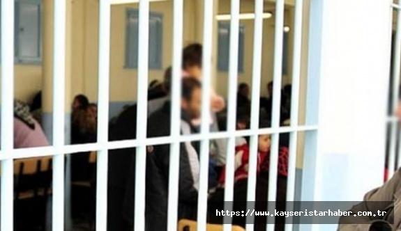Cezaevi ziyaretçileri 'hes kodu'yla giriş yapacak