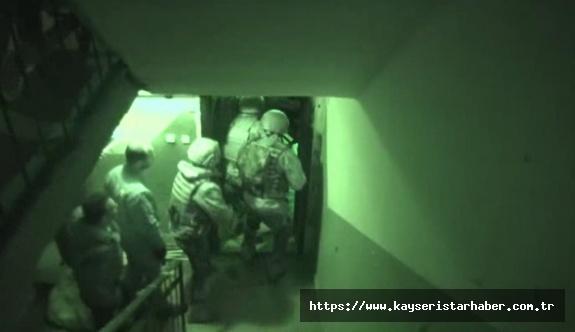 DEAŞ operasyonu: 3 gözaltı
