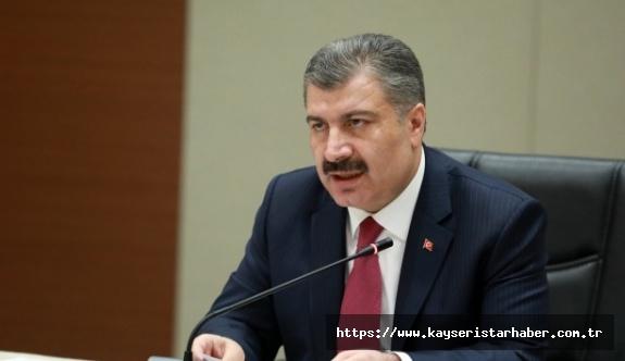 FLAŞ- Koronavirüste son haftada en fazla artış Kayseri'de !