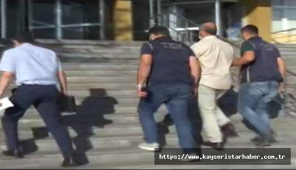 Kayseri merkezli 8 ilde FETÖ operasyonu: 14 kişi gözaltı