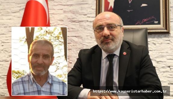 KAYÜ Rektörü Prof. Dr. Karamustafa'nın acı günü