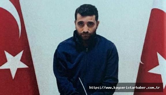 Kayseri patlamasının faili ve 4 kişi tutuklandı