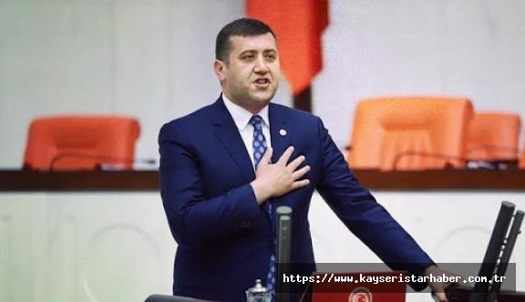 MHP Milletvekili Baki Ersoy:  Türkiye ortaya karakter koyuyor