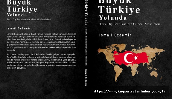 MHP Milletvekili Özdemir'in yeni kitabı çıktı