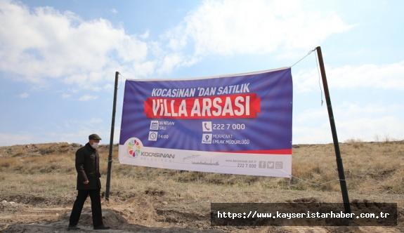 Başkan Çolakbayrakdar, Kocasinan'a Yeni Yollar Kazandırıyor