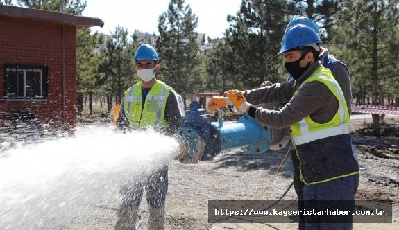 Kaski'den 22 Mart Dünya Su Günü'nde 22 Adet Sondaj Kuyusu