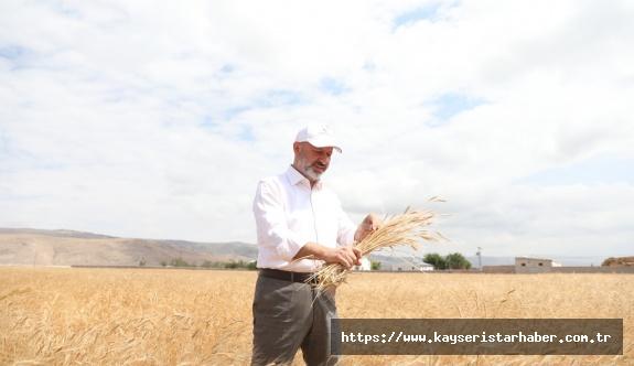 Kocasinan Belediyesi'nden Tarımsal Kalkınmaya Tam Destek