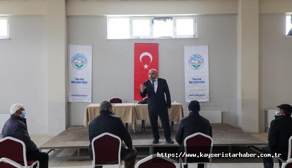 Talas'ta Değerler Eğitimi Başladı